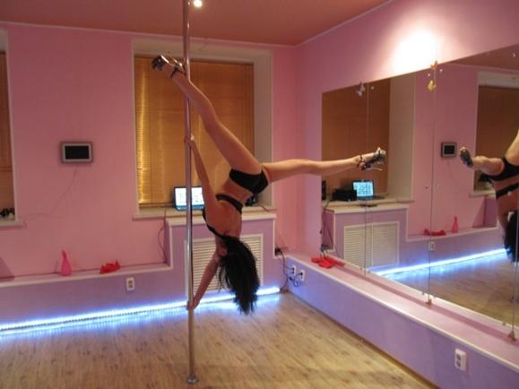 Видео студия эротического танца